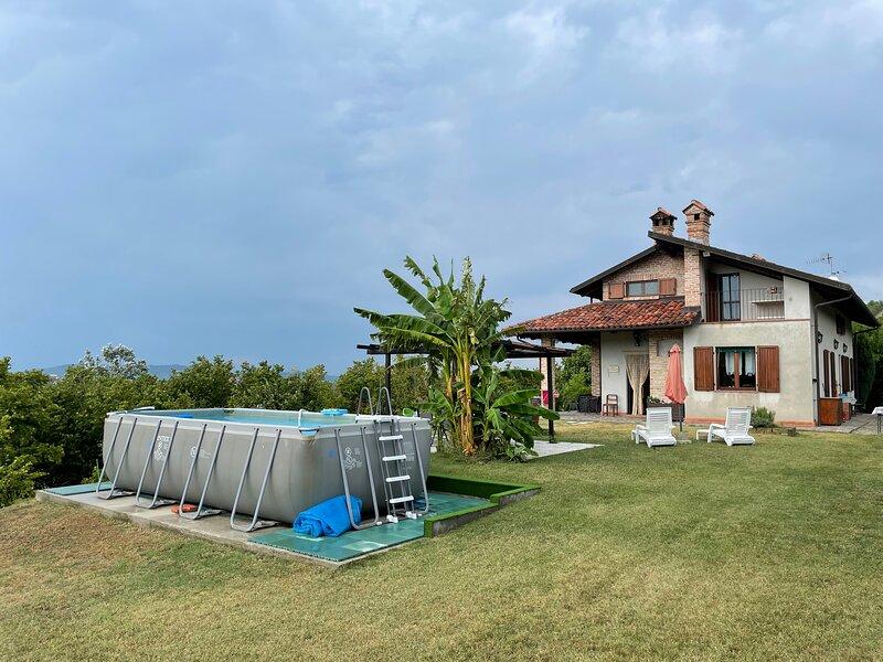il nostrociabot, holiday rental in Montelupo Albese