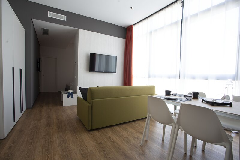 Htm Venice Suite Touch the Sky, holiday rental in Marghera