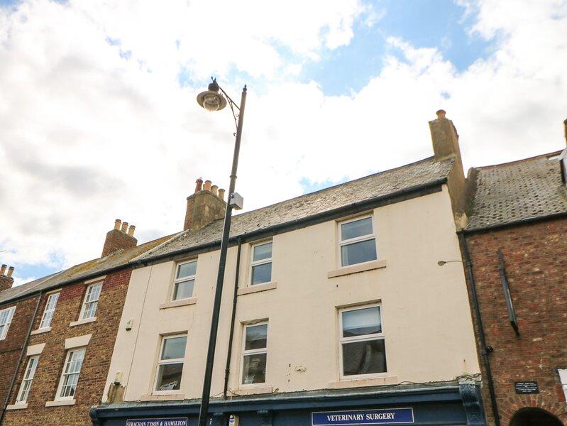 The Collingwood Apartment B, Tynemouth, alquiler de vacaciones en Shiremoor