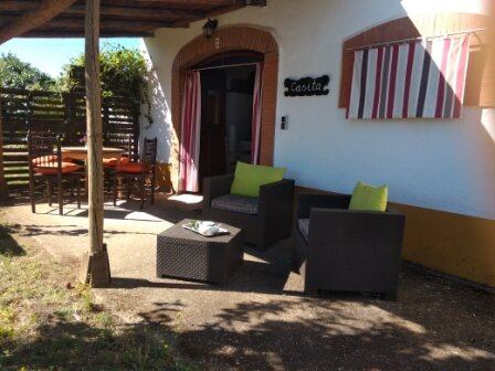 Finca El Chorrillo CASITA, casa vacanza a Trujillanos