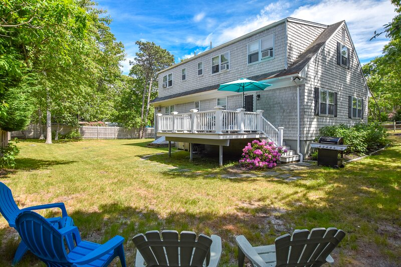 #638: Perfect for a Group w/ Kids & Dogs! Close to the Beach & Town, w/ Game Tab, aluguéis de temporada em South Chatham