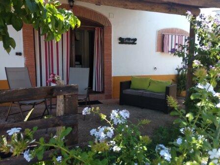 Finca El Chorrillo STUDIO, casa vacanza a Trujillanos