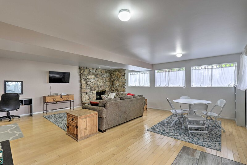 NEW! Provo Family Apartment: Walk to BYU Campus!, holiday rental in Provo