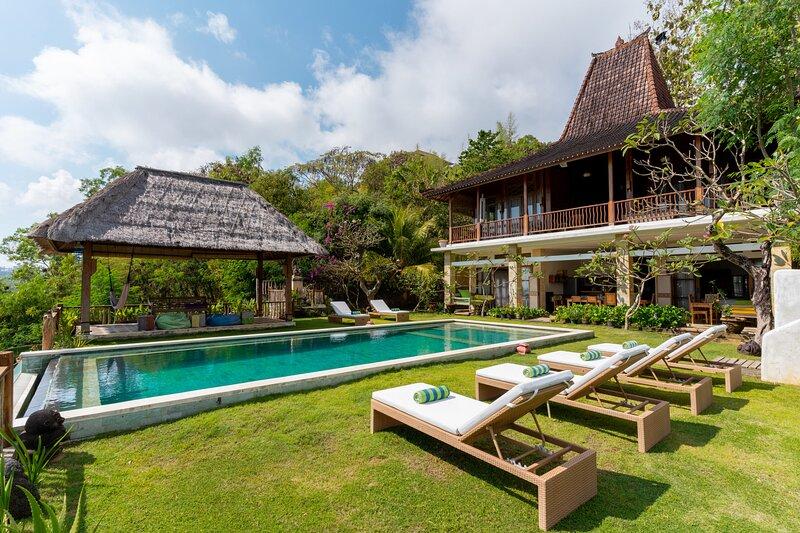 Villa Achara, location de vacances à Pecatu