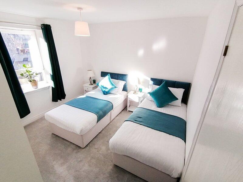 Seaside Apartment, holiday rental in Lochdon