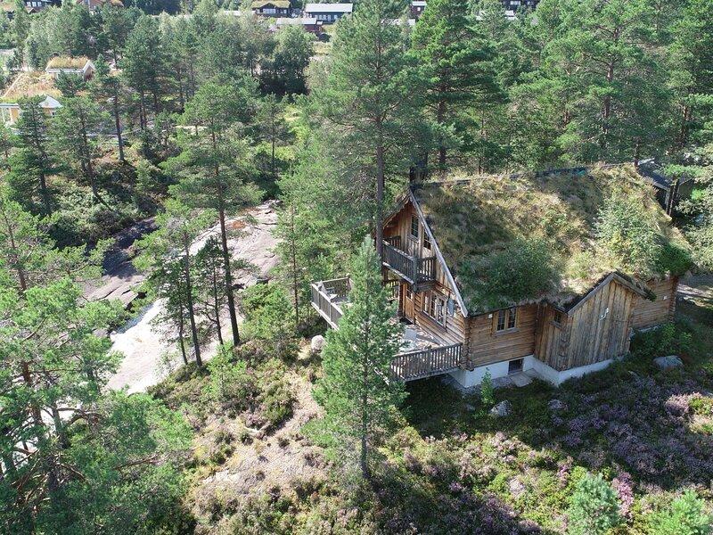 Knutebu (SOW093), casa vacanza a Comune di Aseral