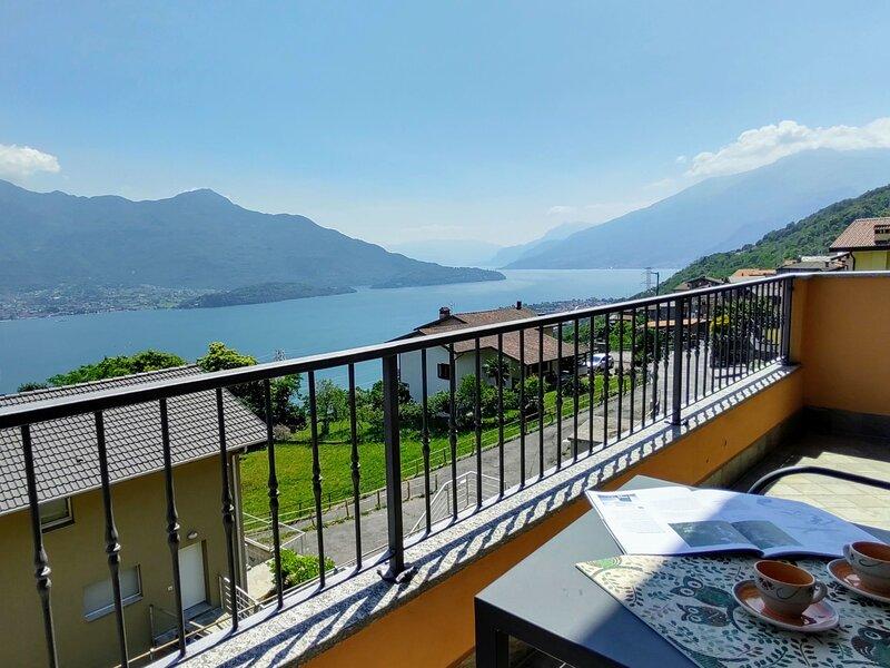 Robinia (GLA261), location de vacances à Trezzone