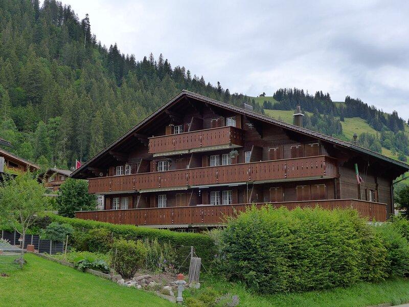 Gentiane, holiday rental in Blankenburg