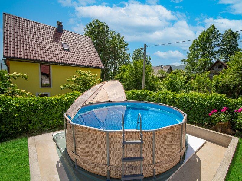 Maja, vacation rental in Zlobin