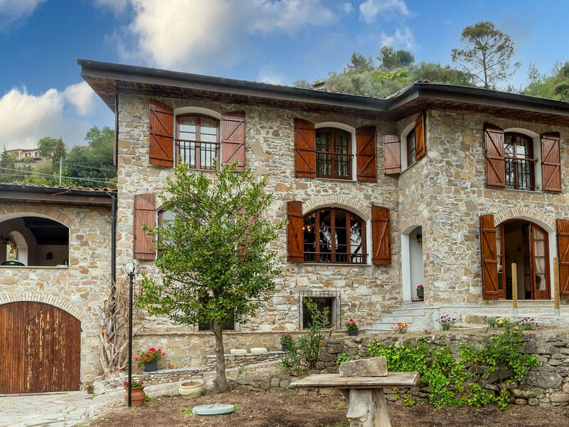 Casa di Pietra, alquiler vacacional en Camporosso