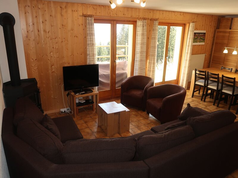 Lilas, holiday rental in Les Collons