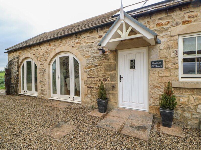 Stables Cottage, Whorlton, holiday rental in Ovington