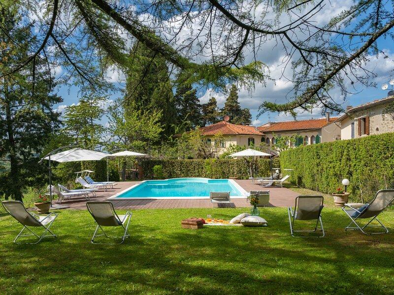 La Villa di Borgo Castagnoli (GRE 183), location de vacances à Casole