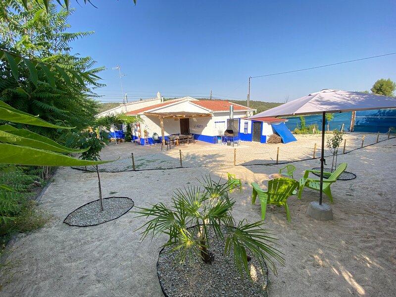 Casa Rural La Higuera, vakantiewoning in La Solana