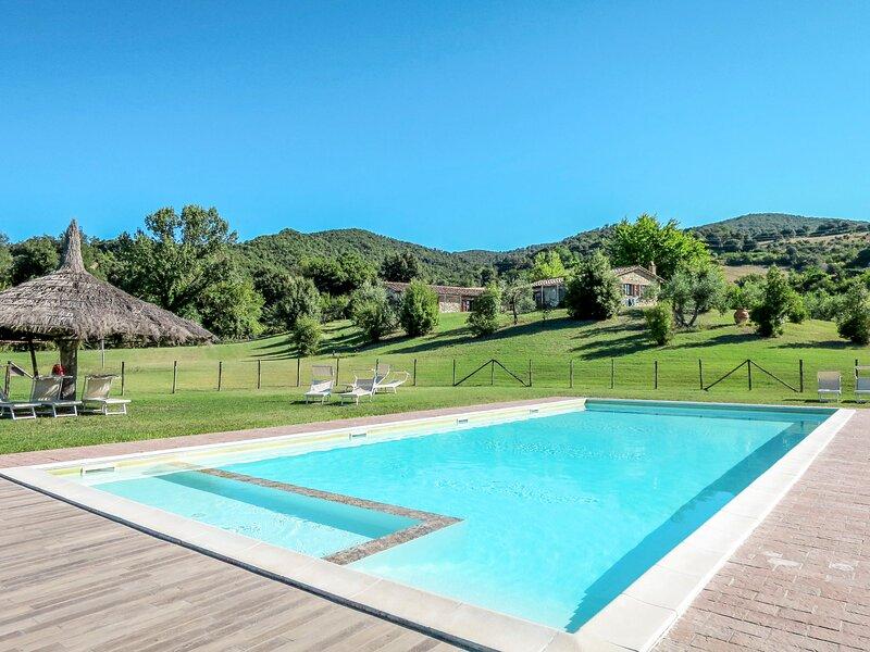 Villetta di Monterufoli Glicine (CNN113), holiday rental in Lustignano