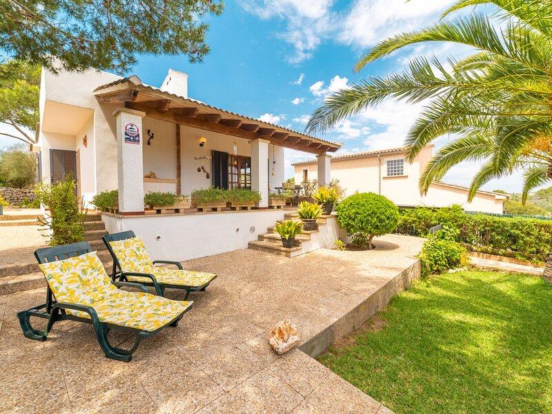 Ca Na Rosa, holiday rental in Cala Santanyi