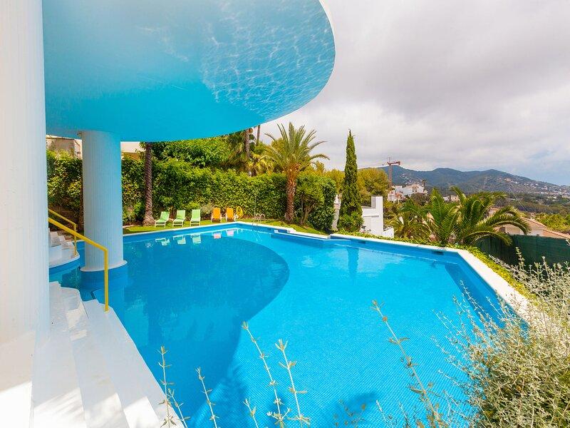 Vallpineda Avenida Miquel Utrillo, vacation rental in Sant Pere de Ribes