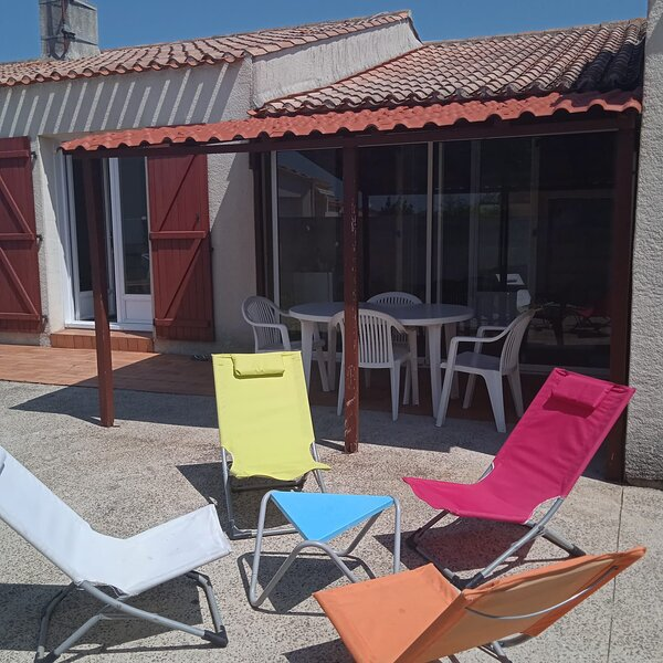Maison Les Sables d'Olonne, holiday rental in Sainte-Foy
