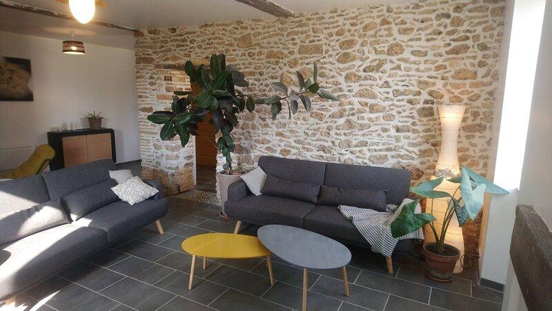 Gîte à la campagne pour vos week-ends et vacances en Béarn, holiday rental in Labeyrie