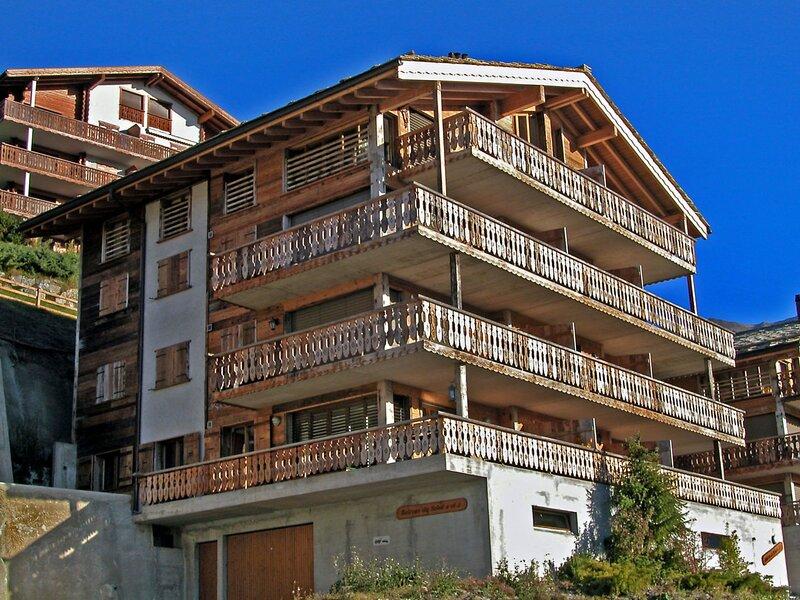 Balcon du Soleil 3, alquiler de vacaciones en Veysonnaz