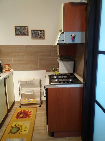 Affitto monolocale mansardato, location de vacances à Capoterra