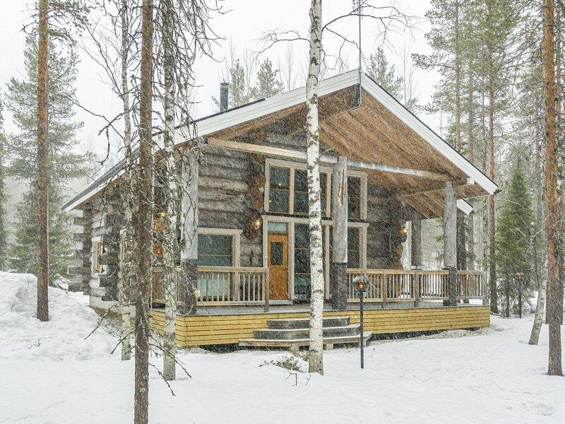 Kotkanpesä, alquiler de vacaciones en Levi