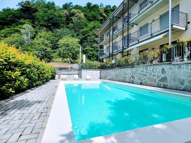 San Vincenzo (GLA190), holiday rental in Samolaco