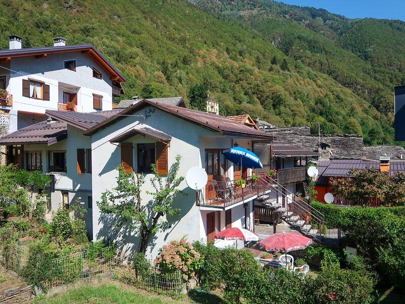 Germana (MCG450), casa vacanza a Domodossola