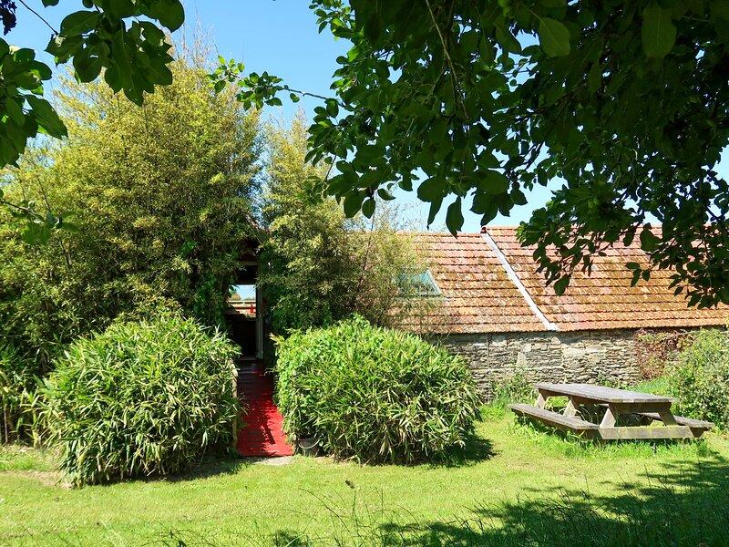 La Part des Anges (GMC202), holiday rental in Plouegat-Guerand