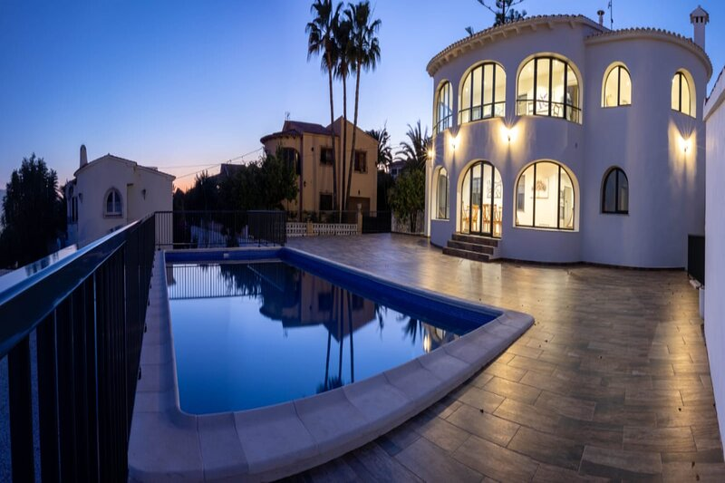Fabulous pool and outside area