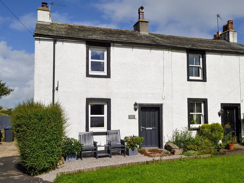 Corner House, holiday rental in Mealsgate