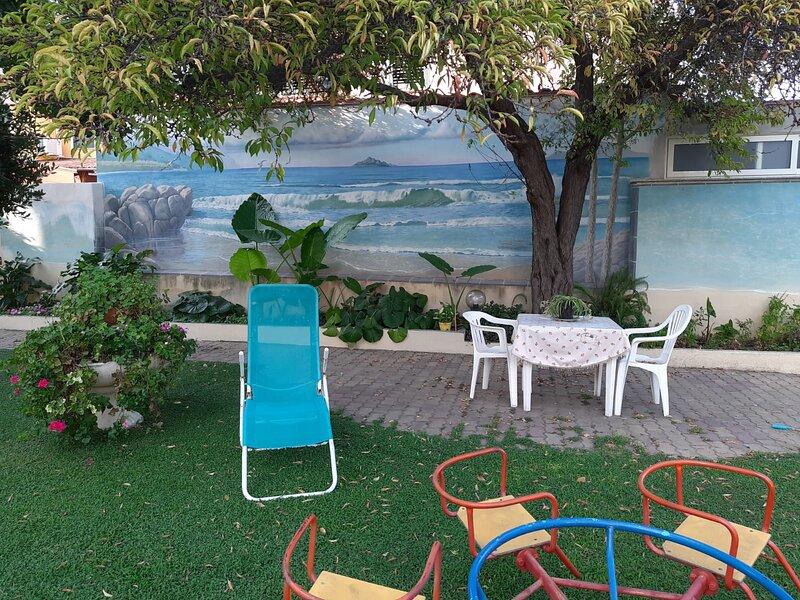 Casa Vacanza Arba Girasole, Ferienwohnung in Girasole