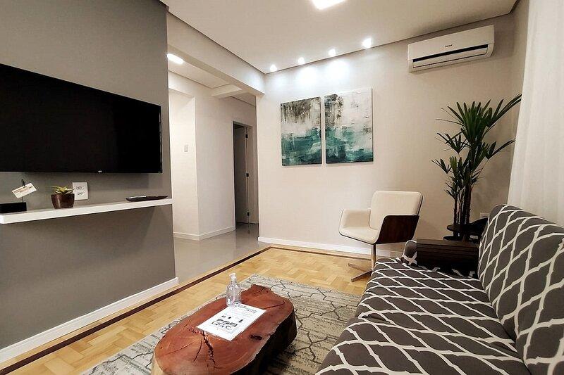 APARTAMENTO ALURI - 2 dormitórios, location de vacances à Porto Alegre