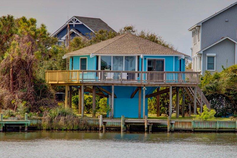 Ozzie's Island Hideaway, alquiler de vacaciones en Hatteras