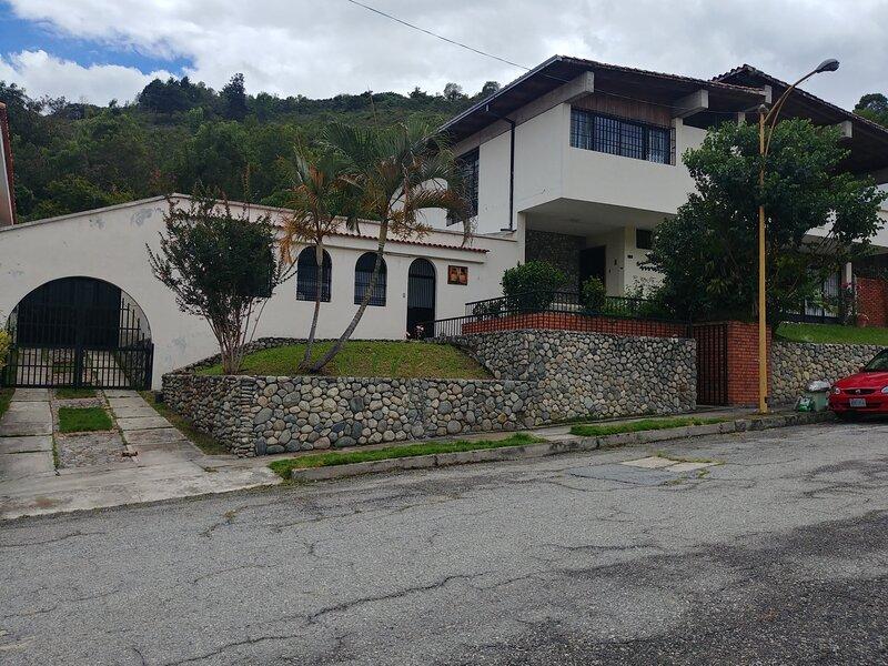 Casa Cumbre de Peña 'Casa y habitaciones para turistas en Mérida', holiday rental in Andean Region