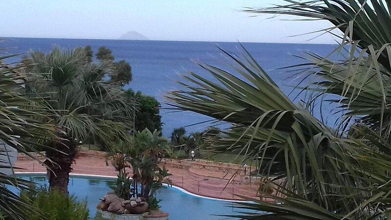 Casa sul mare in residence Rais Gerbi, location de vacances à Finale
