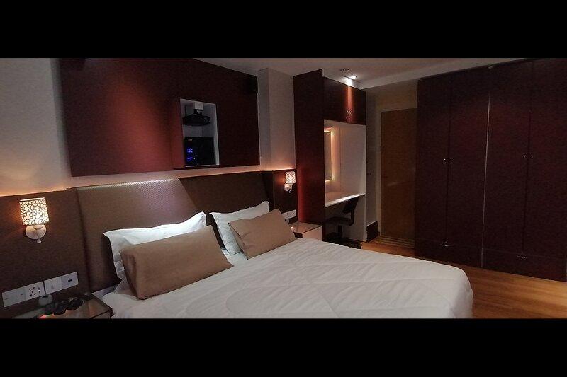 AV House homestay, holiday rental in Balik Pulau
