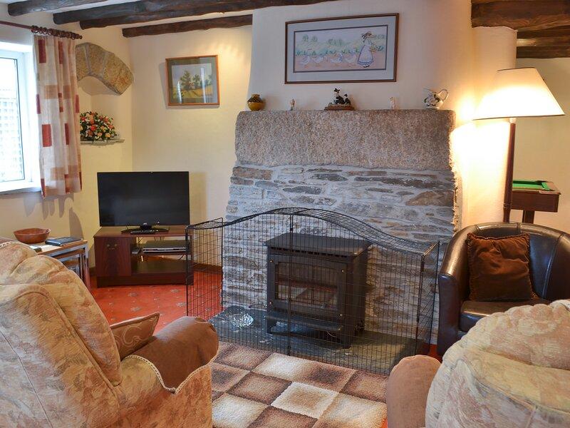 Haycombe Cottage, casa vacanza a Camelford