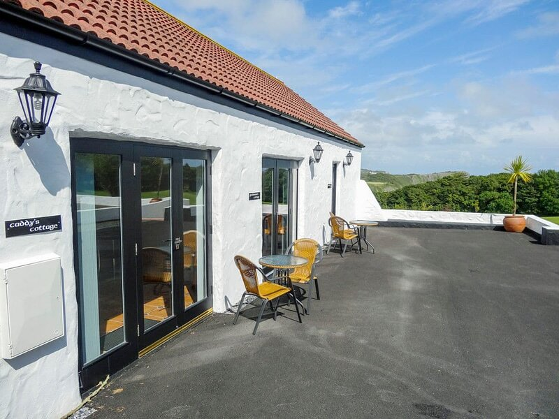 Gardener's Cottage - UK6713 – semesterbostad i Manorbier