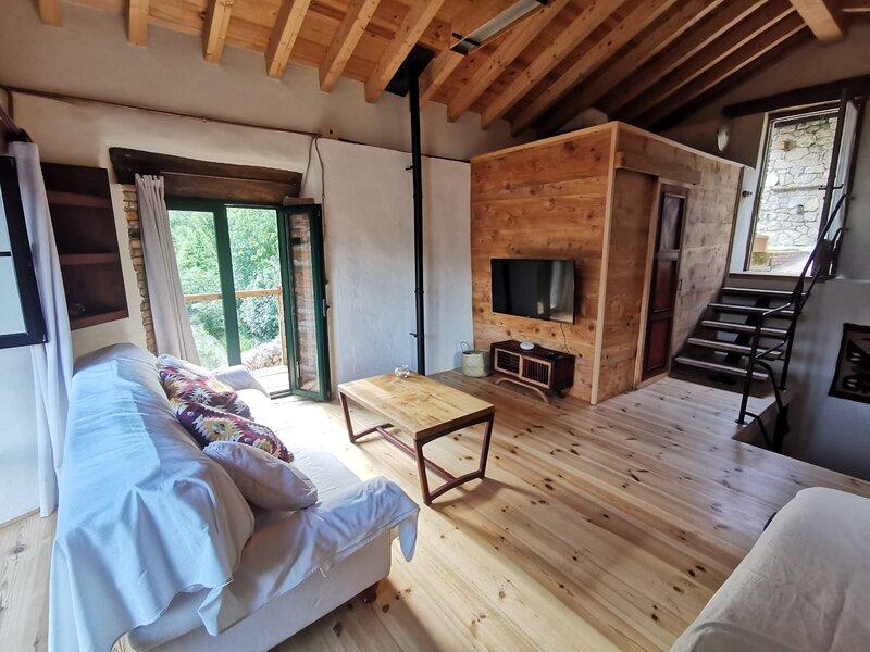 Casa rural en un entorno tranquilo, casa vacanza a Pandiello