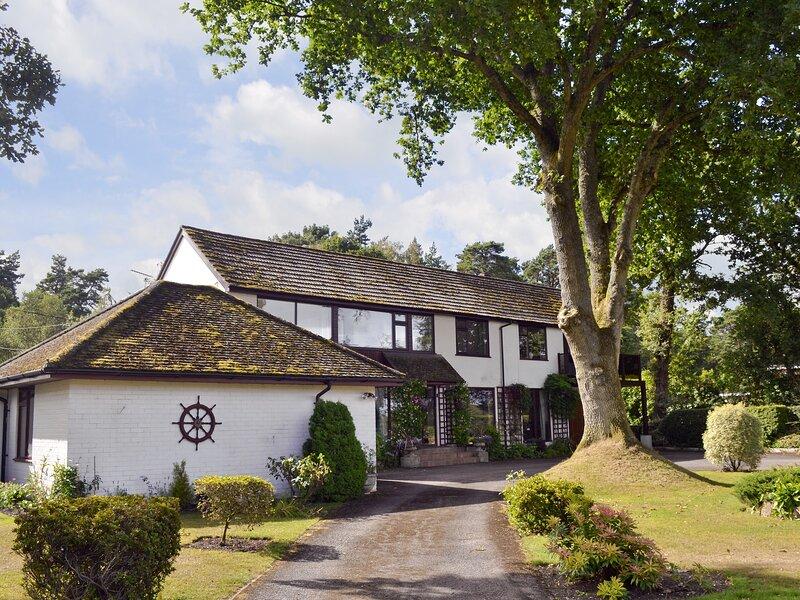 Kingswood House, location de vacances à Beaulieu