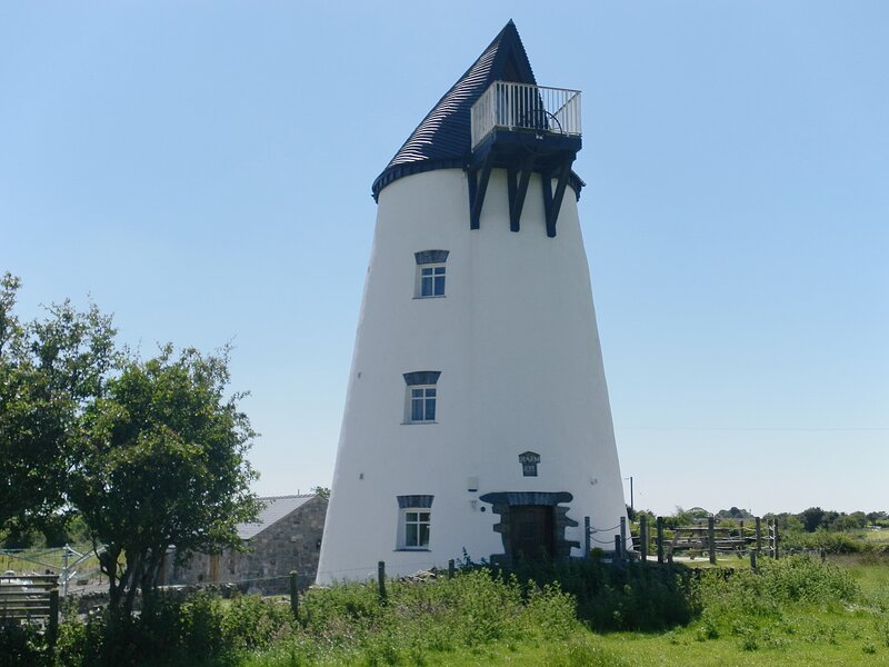 The Windmill, vacation rental in Llanerchymedd