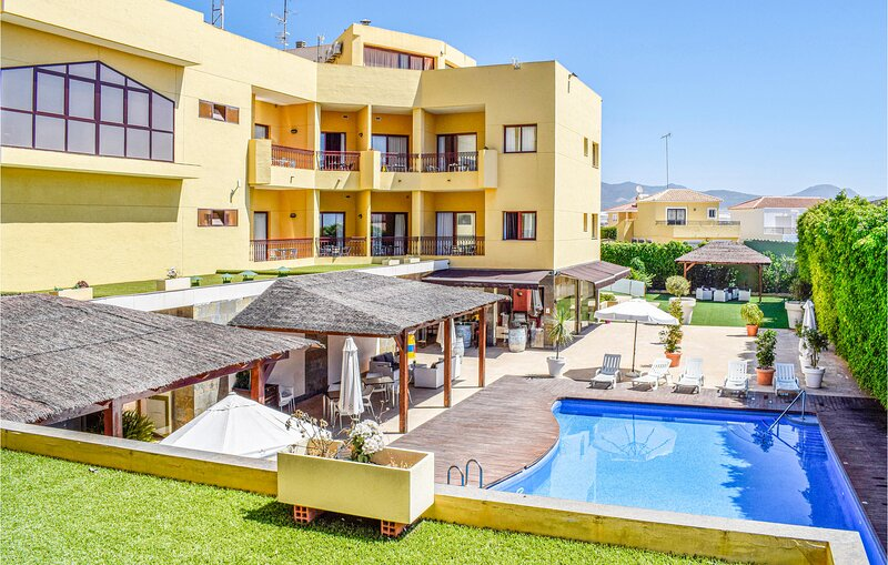 Awesome apartment in Bolnuevo with Outdoor swimming pool, WiFi and 1 Bedrooms (E, holiday rental in Bolnuevo