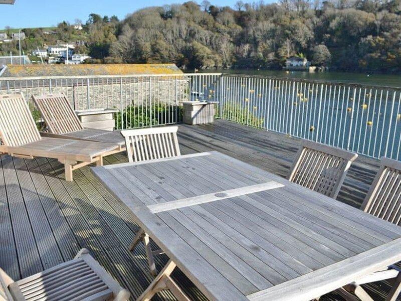 Lower Deck, location de vacances à Bodinnick
