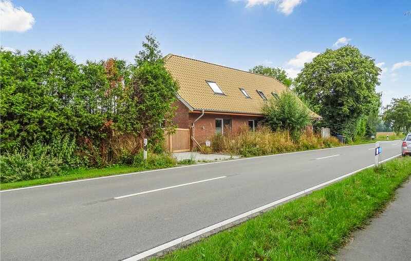 Stunning home in Dörphof with WiFi and 1 Bedrooms (DSL016), holiday rental in Waabs