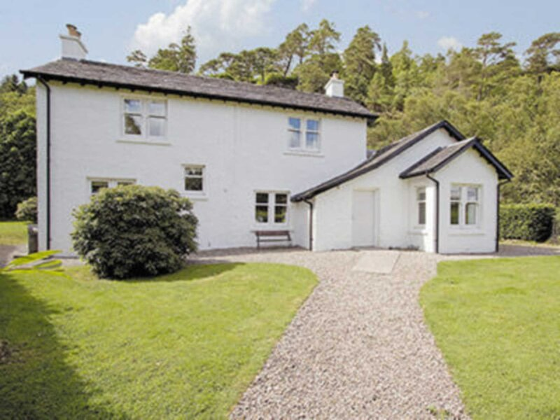 Cliff Cottage, holiday rental in Port Appin