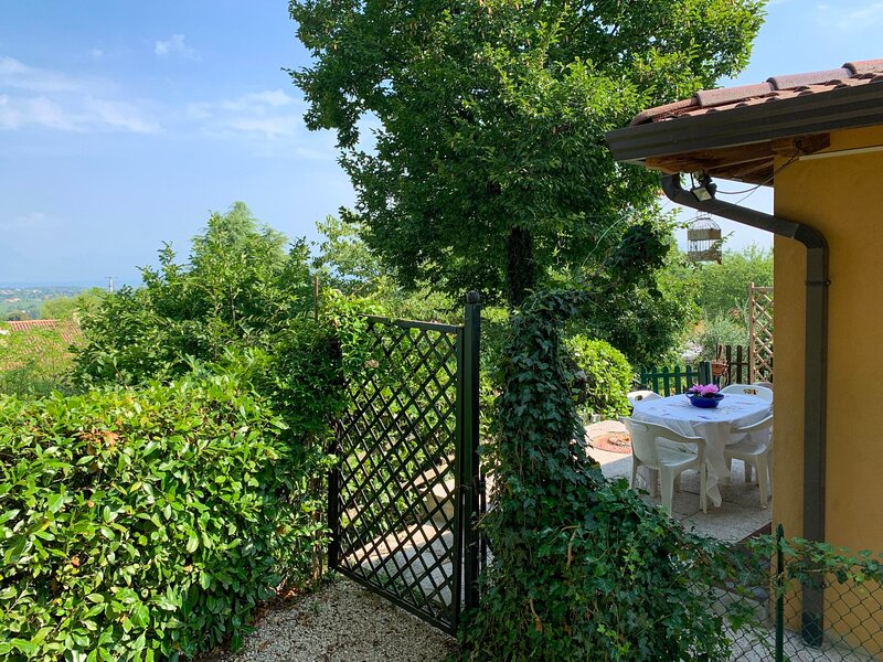 Gelsomino, holiday rental in Vaccarolo