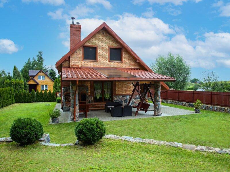 Jędrzejki, holiday rental in Stacze