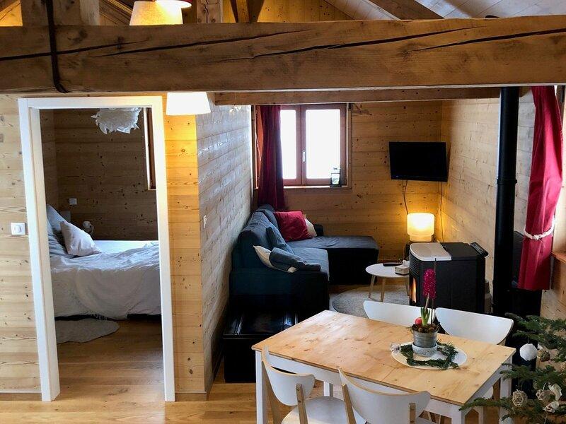 le Gîte des Douces Heures, vacation rental in Le Thillot