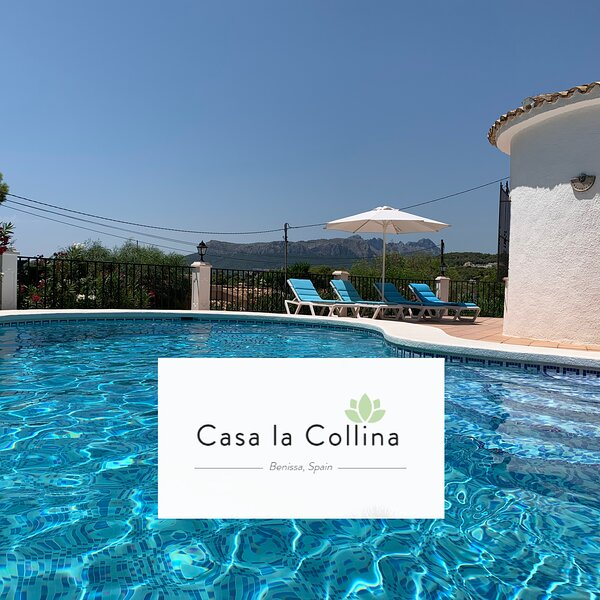 Casa La Collina - Rustige vakantiewoning in Spanje, holiday rental in La Llobella